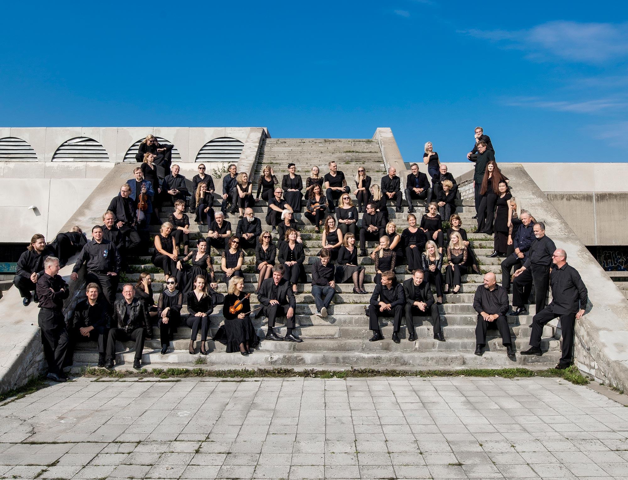 ERSO muusikud annavad nädala jooksul erinevate koosseisudega 100 kontserti üle Eesti